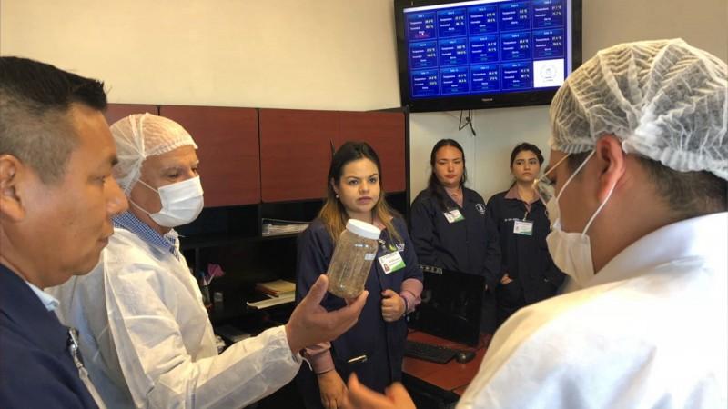 Existe interés de empresarios de China de comprar sorgo de Sinaloa