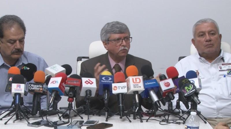 Cambio de secretario de salud no frenará continuidad en programas: Encinas