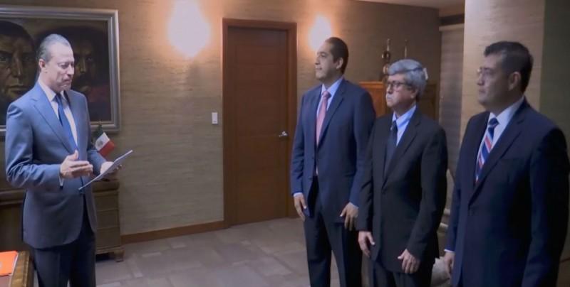 CMIC evaluará plan de trabajo de nuevos funcionarios estatales