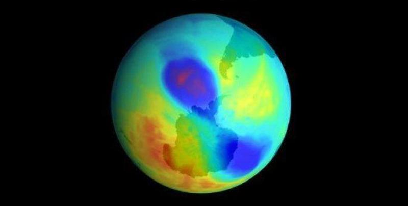 Descubren la fuente de emisiones que dañan la capa de ozono