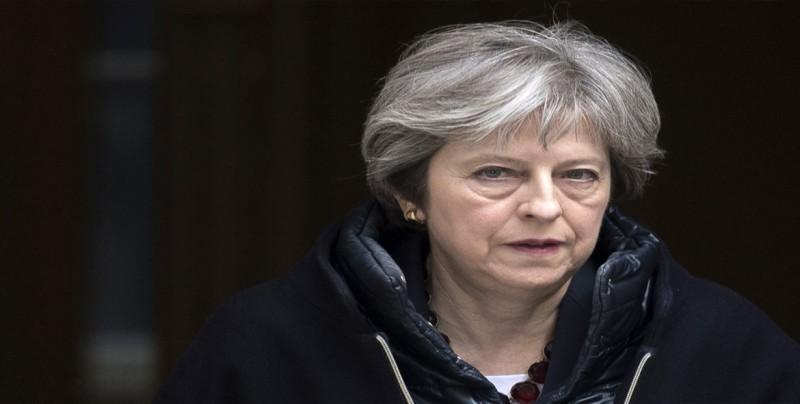 """May aclarará a Trump que el """"brexit"""" está siguiendo el plan de los votantes"""
