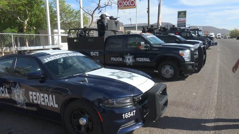 Este viernes inicia operativo de verano seguro 2018 de la policía federal
