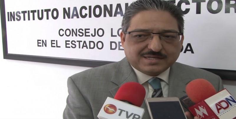 INE ha recibido 7 recursos de impugnación por resultados de elección