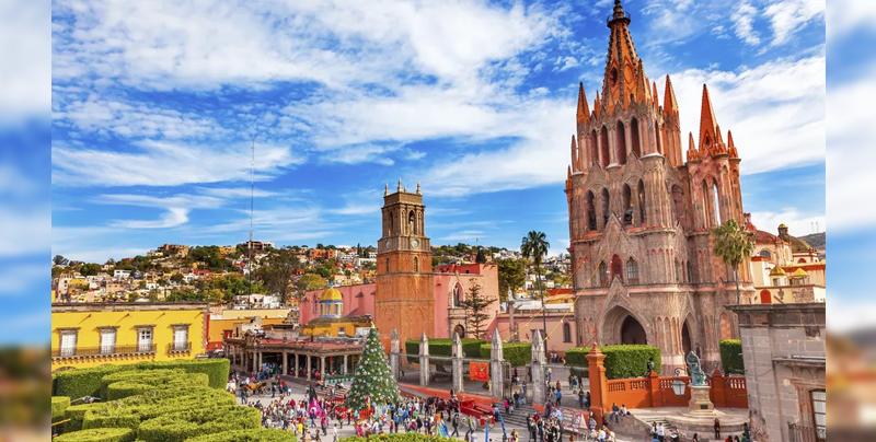 San Miguel de Allende: El mejor destino para visitar
