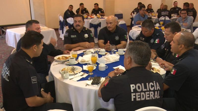 13 de julio, día del policía federal