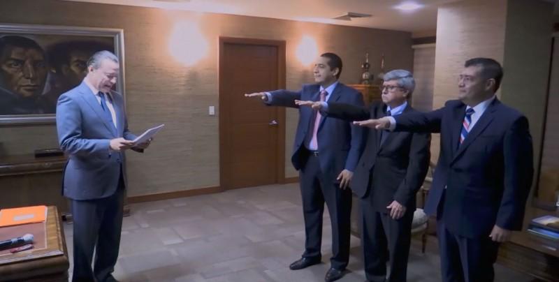 Cambios en el gabinete no son premios, asegura Quirino Ordaz