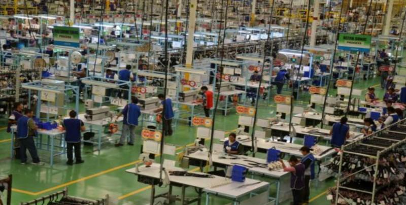 Aumenta producción industrial 0.3% en mayo: INEGI