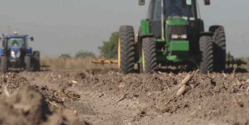 El 54 % de los suelos del país están dañados