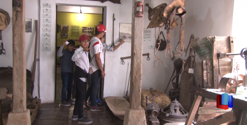 Museo de Álamos incrementa numero de asistentes en vacaciones