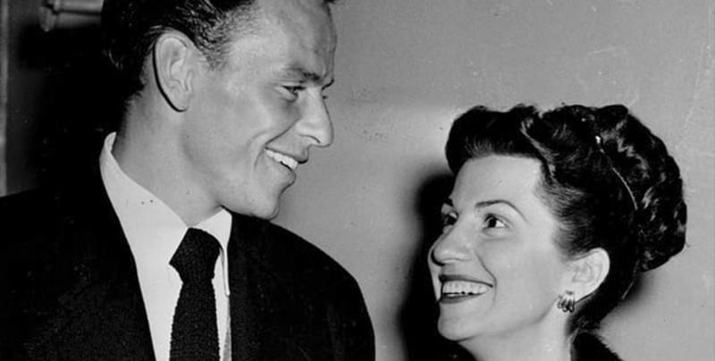 Muere primera esposa de Frank Sinatra, Nancy Sinatra