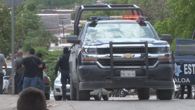 Libres los 2 detenidos tras balacera en la Aquiles Serdán de Culiacán