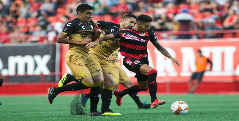 Xolos derrota 3-0 a Dorados