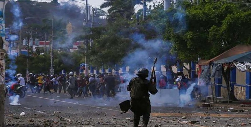 """La ONU ve """"inaceptable"""" el uso de """"fuerza letal"""" en Nicaragua"""