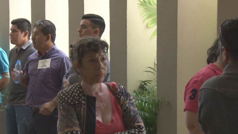Cubren pagos pendientes a jubilados del SNTE 53