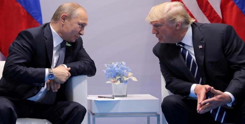 Putin admite que deseaba la victoria de Trump pero niega haberla propiciado