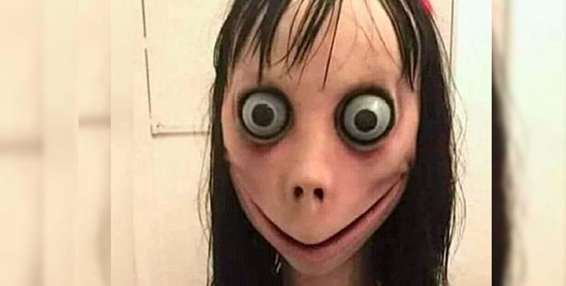 ¿Quién es Momo? Conoce su aterradora historia