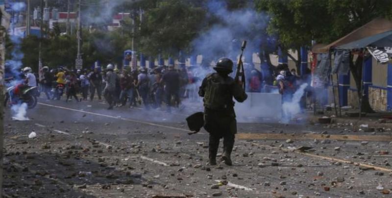 """EEUU pide """"enérgicamente"""" al presidente de Nicaragua frenar ataques en Masaya"""
