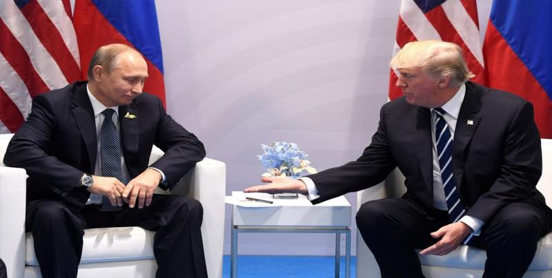 La complacencia de Trump con Putin provoca frente común en su contra en EEUU