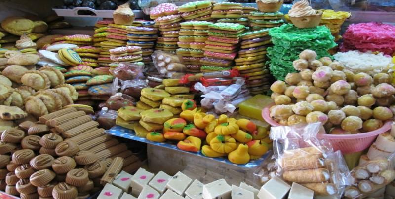 Realizan Feria del Dulce Tradicional en San Cristóbal de las Casas, Chiapas