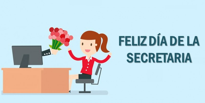 Hoy se celebra en México el Día de la Secretaria