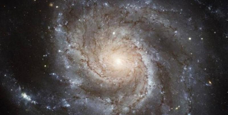 La foto más clara de cómo se ve el corazón de la Vía Láctea
