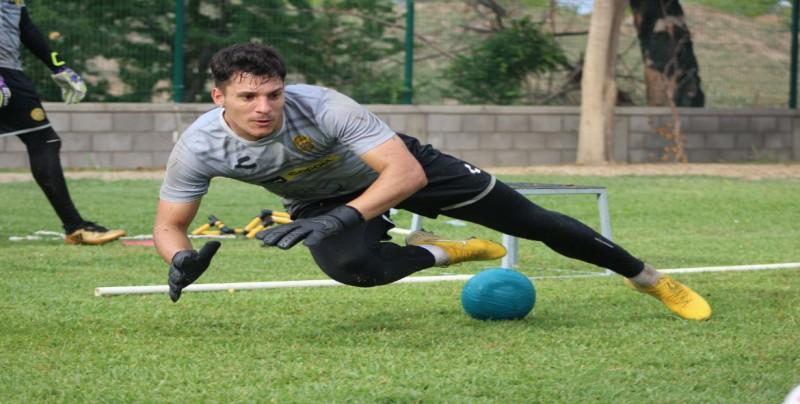 Gaspar Servio feliz con su regreso a Dorados para el Apertura 2018