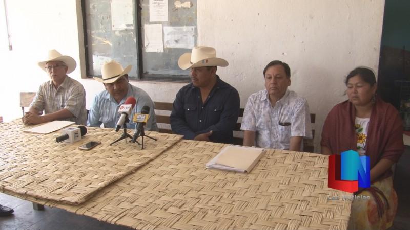 En Bácum, indígenas yaquis señalan que el gasoducto no operará