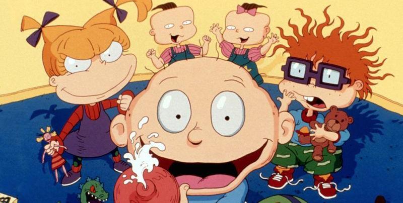 Rugrats regresa con nueva serie y película