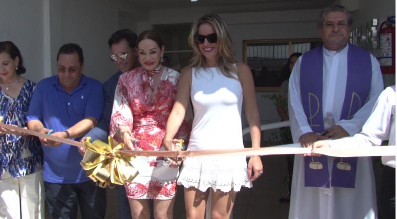 """Fundación """"Letty Coppel"""" inaugura Centro Asistencial"""