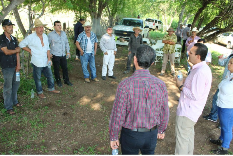 Organizarán a pescadores de las presas para mejorar el desarrollo productivo