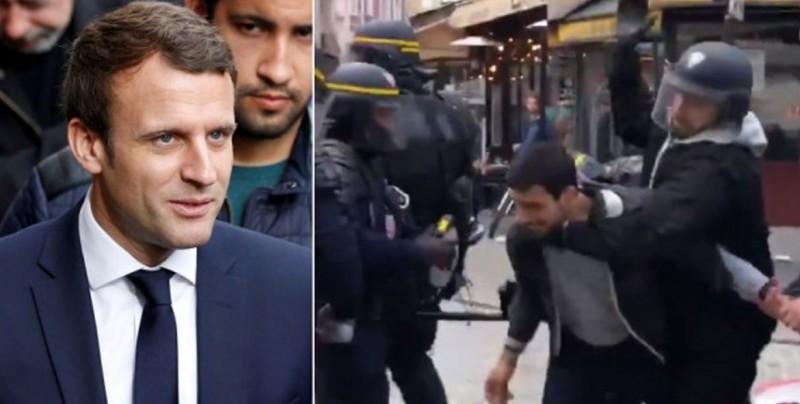 """El """"caso Benalla"""" sume a Francia en la mayor crisis política bajo Macron"""