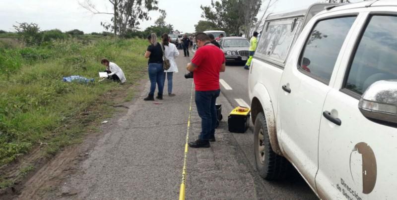 Fallece al ser atropellado en Autopista Culiacán-Mazatlán