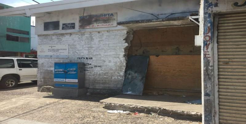 Paran obras de remodelación del Mercado Izabal