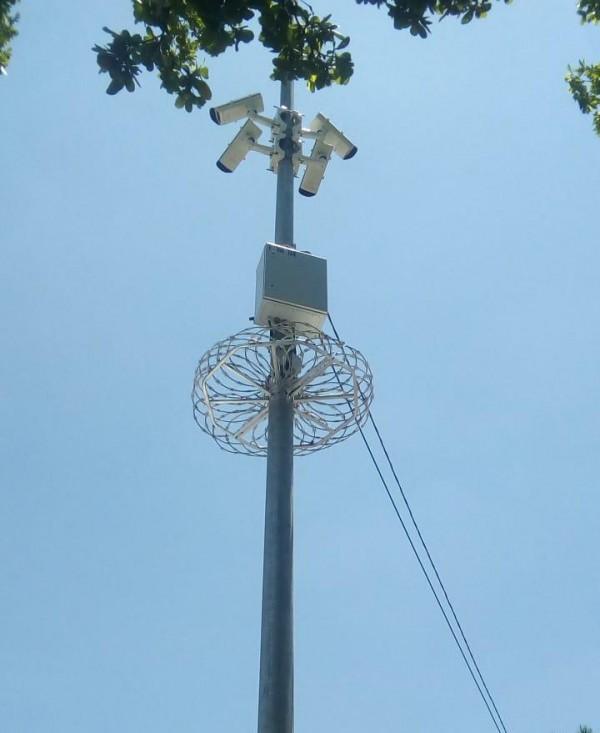 Inicia SSPE instalación de dispositivos para evitar robo de cámaras