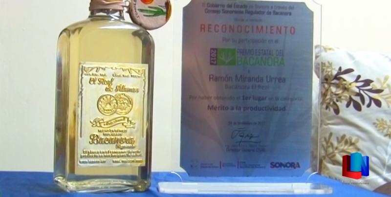 Certifican Bacanora elaborado en Álamos