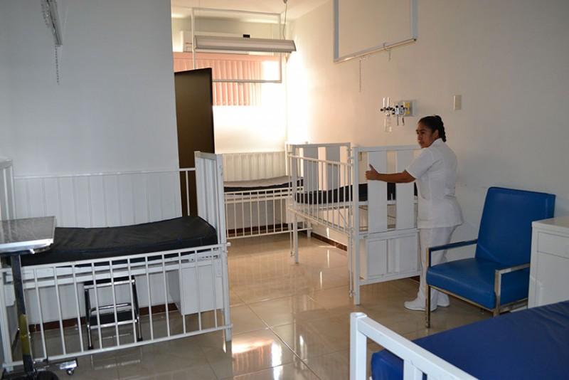 Entregarán Hospital Municipal funcional y con capacidad: Mora