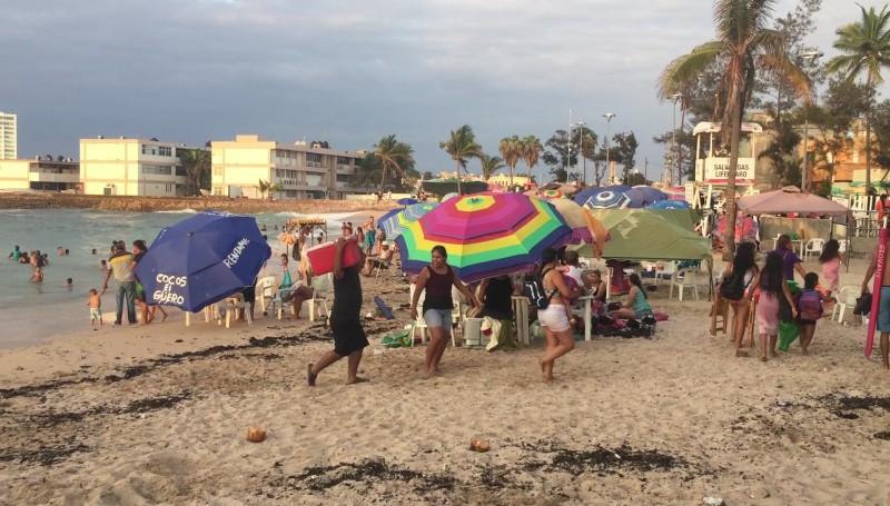 Incrementa generación de basura en zona turística