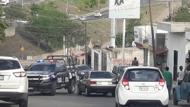 Asesinan a una persona en un expendio en Culiacán