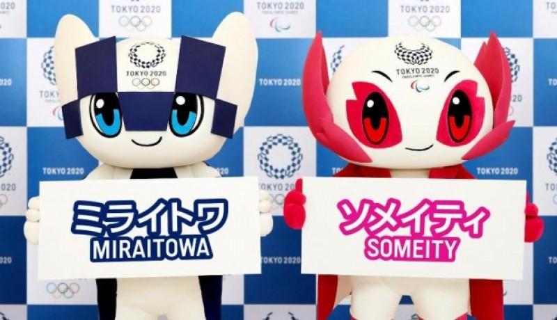 Se revelan los nombres de las mascotas de Tokio 2020