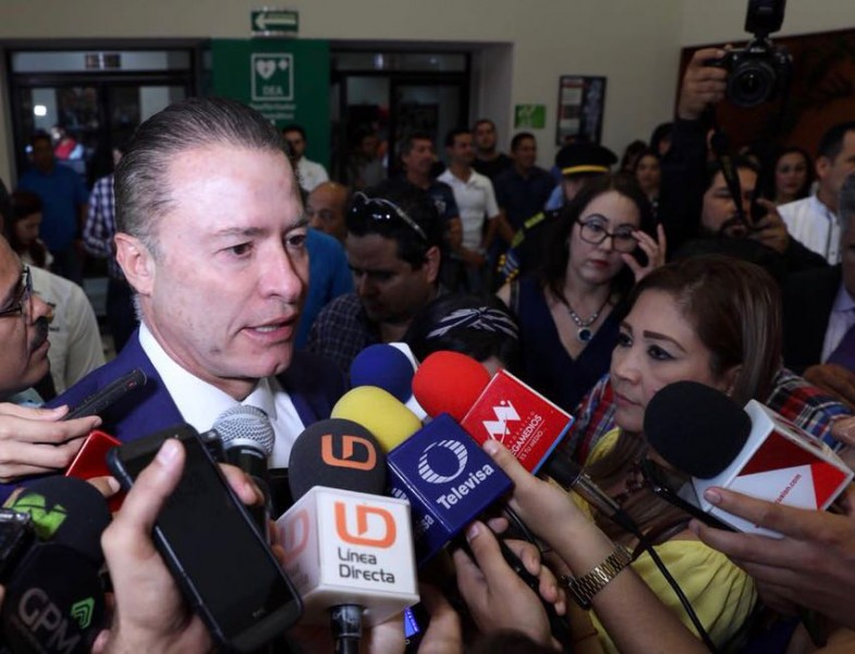 Inaceptable la fuga de reos: Quirino Ordaz