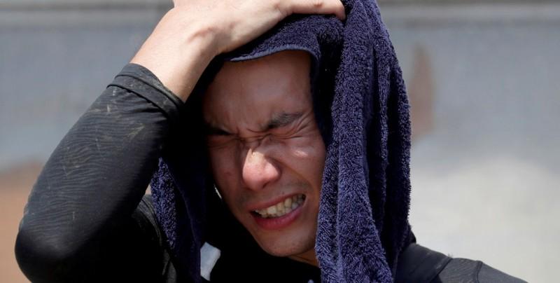 Ola de calor en Japón deja al menos 30 muertos