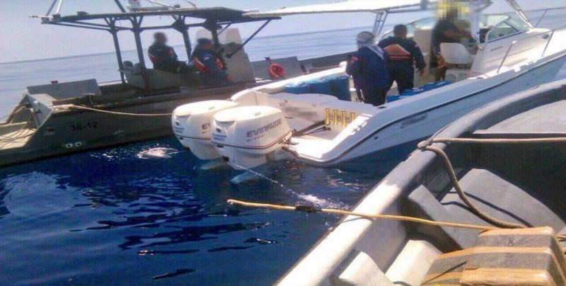 Policía halla 330 kilos de cocaína en pesquero cerca a Río de Janeiro
