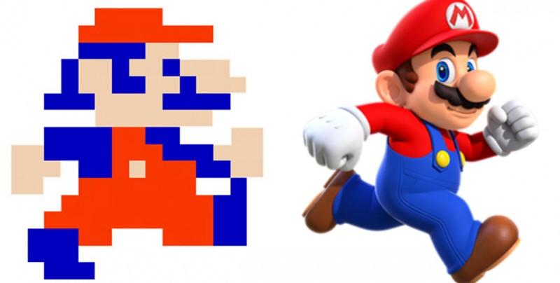 Mario Bros, al fontanero más famoso del mundo, cumple 35 años