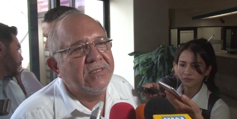 """Químico"" Benítez habla sobre municipalizar Catastro"