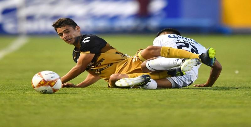El sinaloense Raúl Sandoval debutó con Dorados en el Ascenso MX