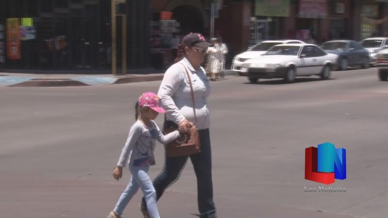 En Cajeme, advierten sobre temperaturas mayores a los 40 grados centígrados