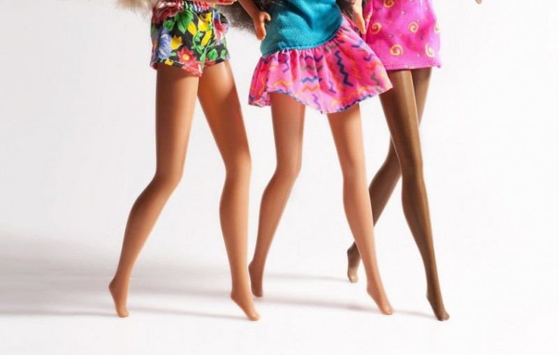 'Barbie Feet' la tendencia del verano