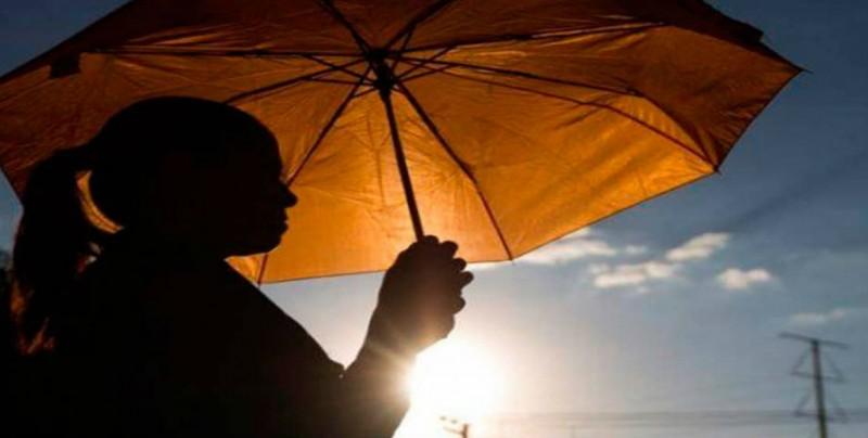 Onda de calor provocará temperaturas de hasta 45 grados