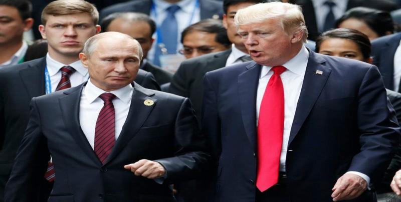 Senadores EE.UU. proponen ley para sancionar a Rusia tras reunión Trump-Putin