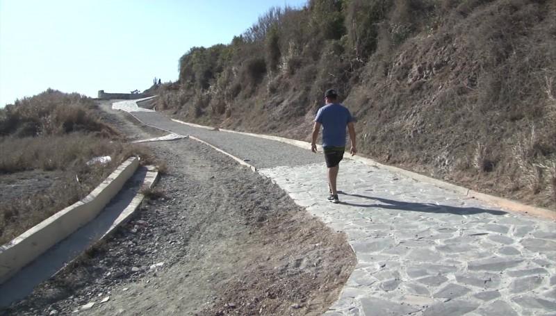 Recomiendan precaución al subir al Faro